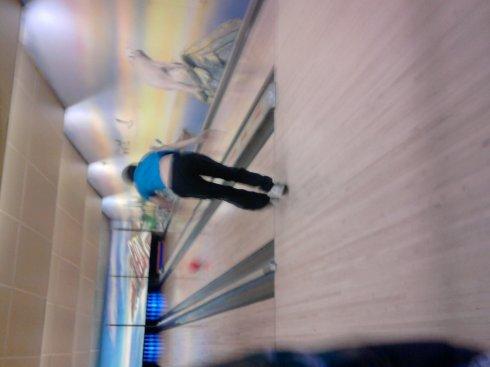 soirée bowling avec le judo