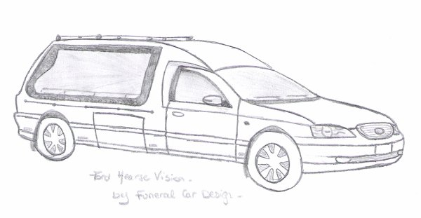 Ford Hearse vision