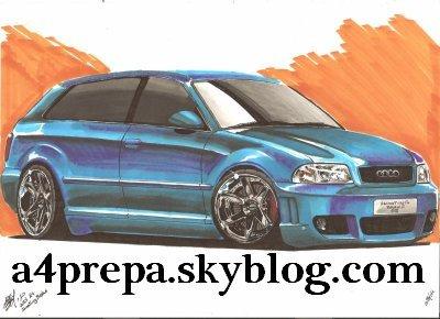 Audi a4 2.5 v6 tdi 163 cv