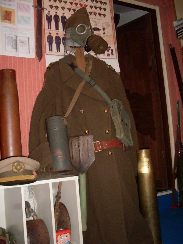 Voila mon artilleur Français de la WW2 !!!