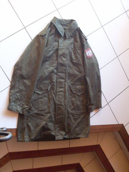 Ma parka Russe 1988 !!!