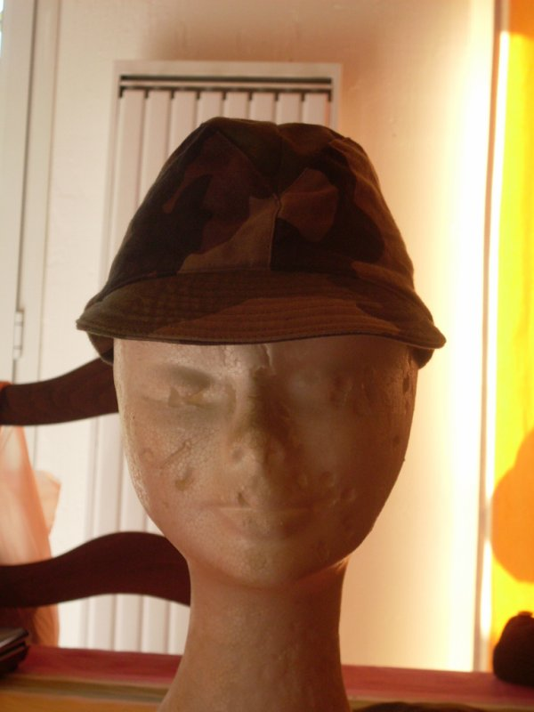 Ma casquette !!!