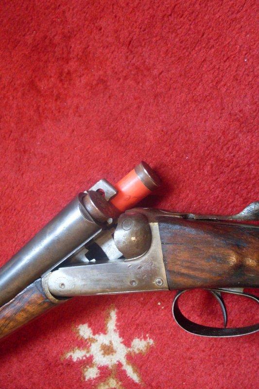 Petite cartouche faite maison pour le fusil !!!