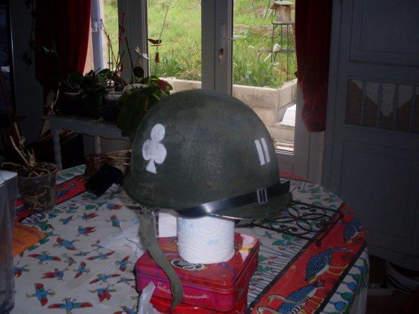 Fin resto de mon casque US !!!