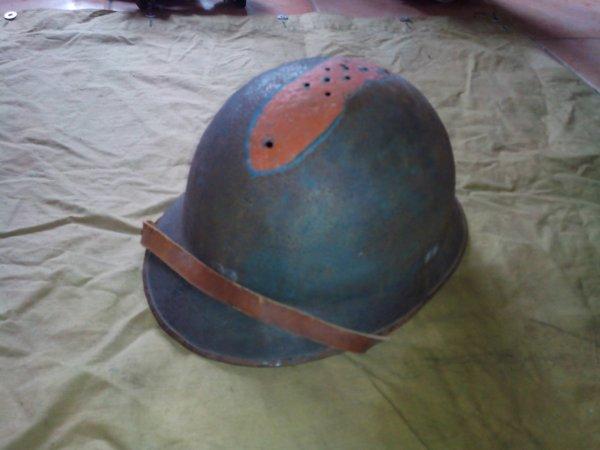 Casque Français WW2 .