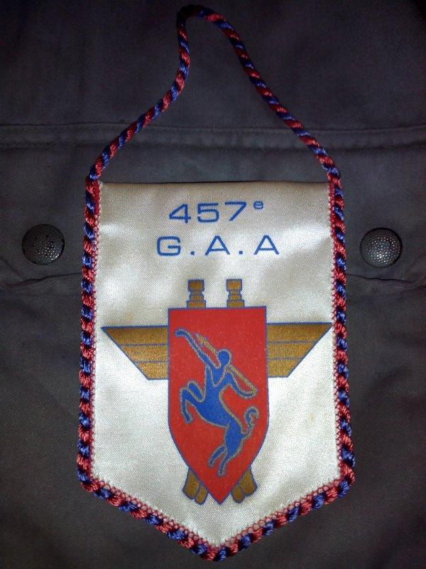 457 e G.A.A .