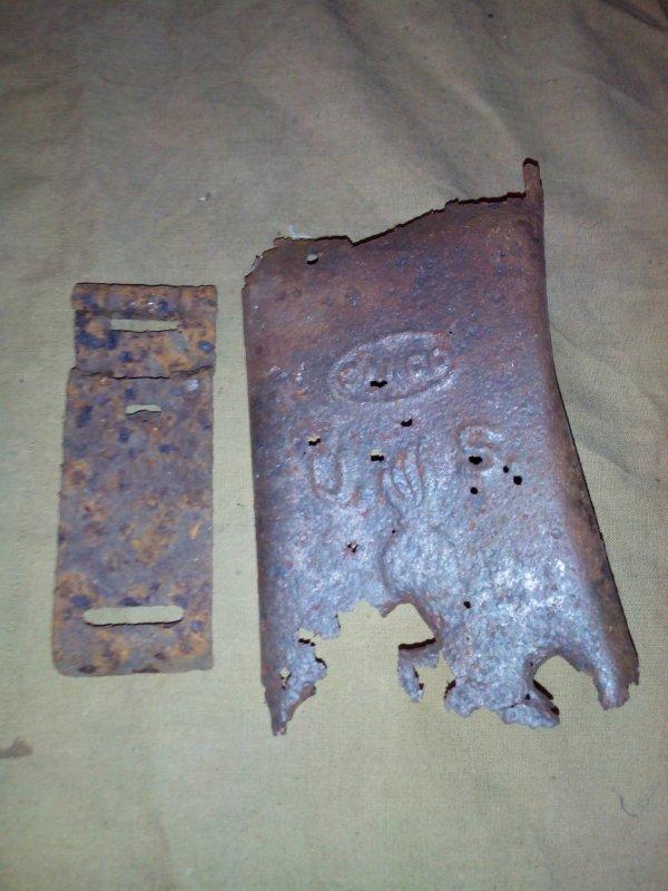 Reste de caisse US WW2 .