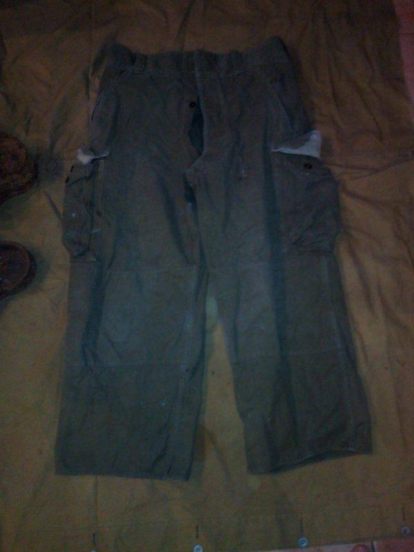Pantalon Français .