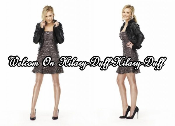 Welcom On Hilary-Duff-Hilary-Duff