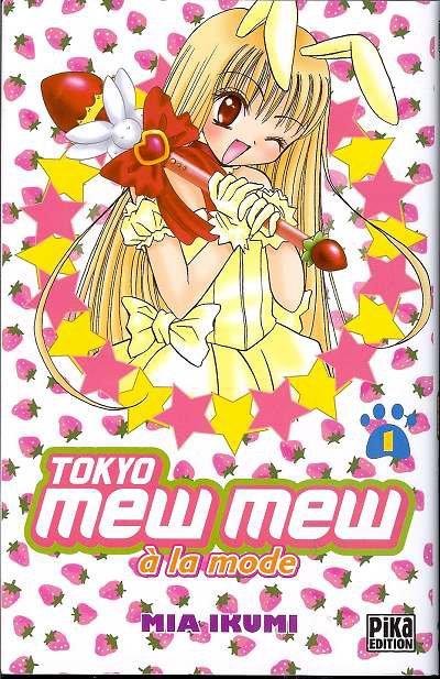 TOKYO MEW MEW à LA MODE