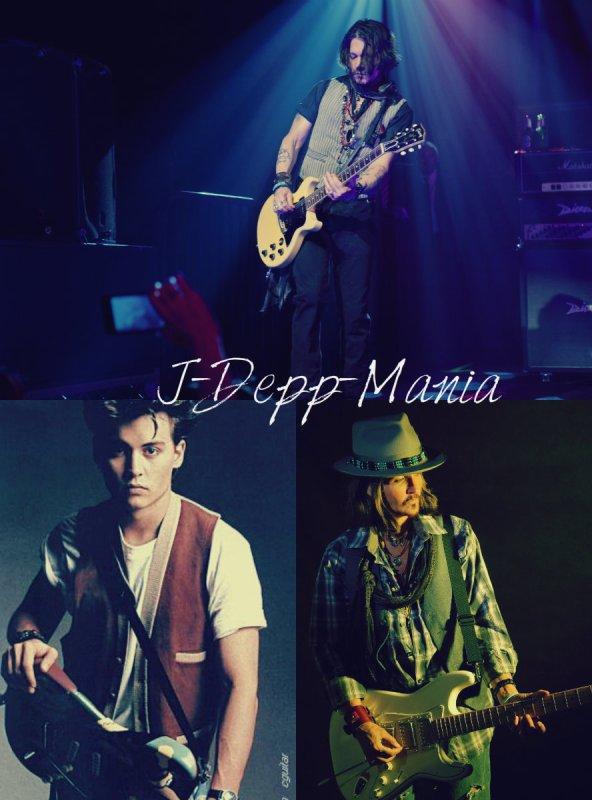 Johnny & la musique ..
