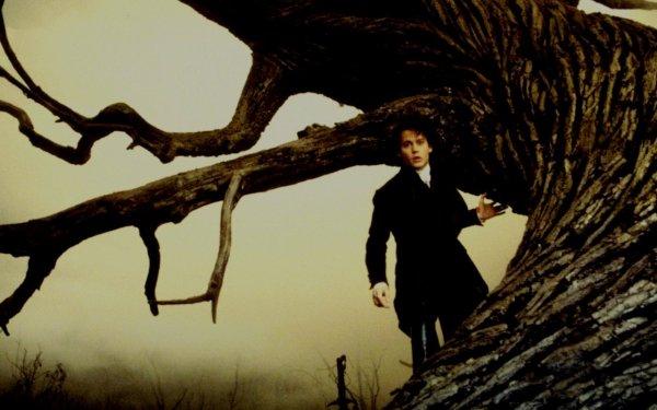 """"""" J'ai trouvé quelque chose qui, récemment encore, était un homme. """" Sleepy Hollow."""