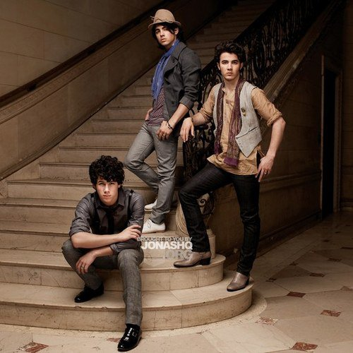Fiction with les Jonas Brothers _ ♥