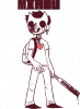 Zacharie-Mask