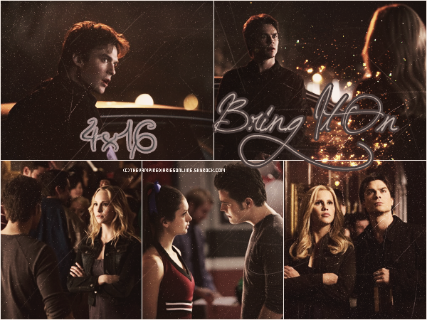 ♦ Fiche-épisode  4x16 → Bring It On ←