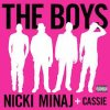 Nicki Minaj Feat Cassie The Boys