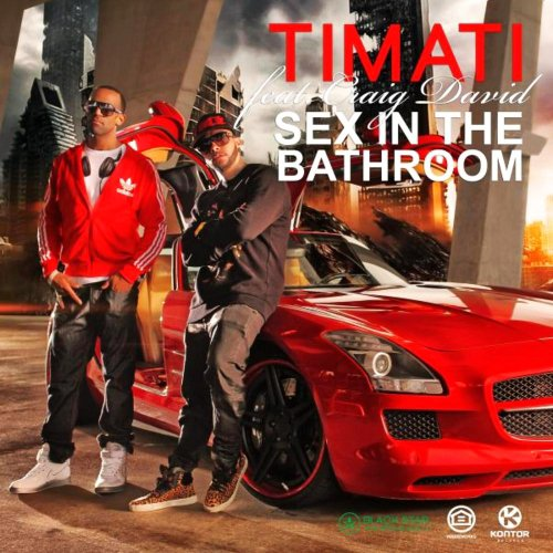Timati feat. Craig David - Sex In The Bathroom (2012)