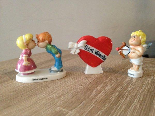 fèves médiums St valentin