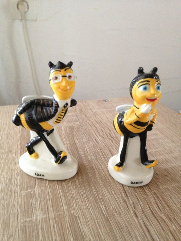 fèves médiums Bee movie