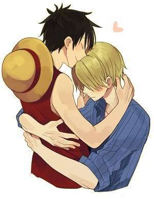 Sanji x Luffy : One piece