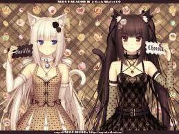 Perso inventée : Clara et Lucie. :-)