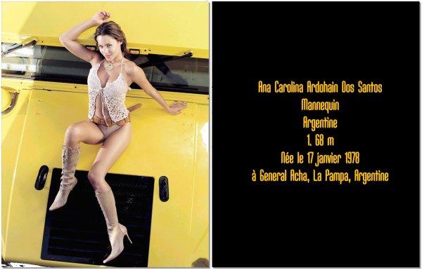 "Carolina ""Pampita"" Ardohain"