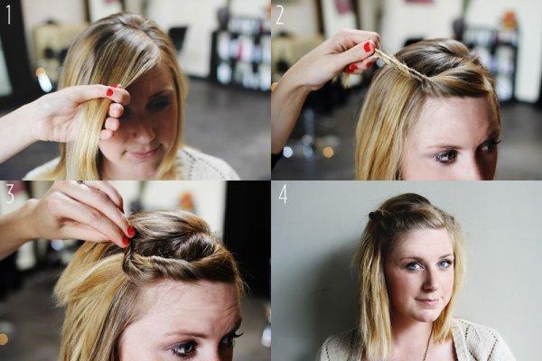 •Tutoriel coiffure