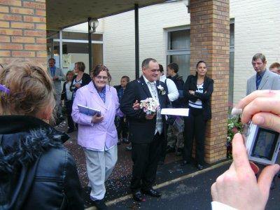 mariage pascal et marcelle le 02.10.2010