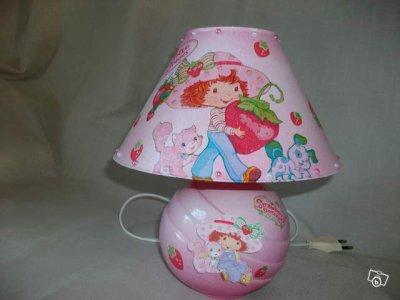 Chevet Aux De Lampe Charlotte Fraises ygvmIfb76Y