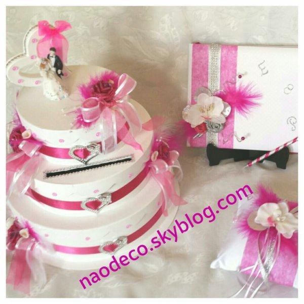 Urne Pièce Montée Wedding Cake La Copie Nest Pas Un