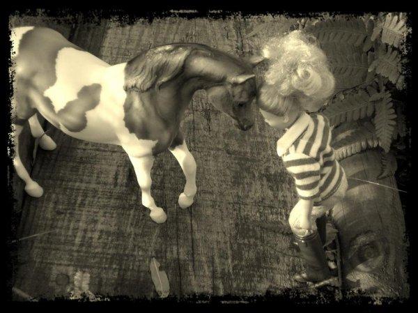 Une amitié !!!!!