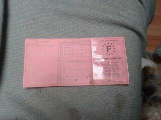 Mon permis