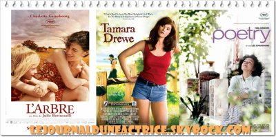 AVIS POETRY& L'ARBRE & TAMARA DREWE