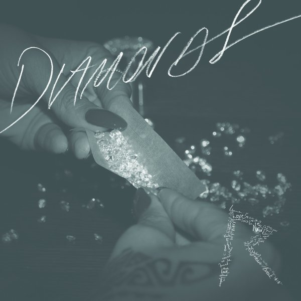 You and I, we're beautiful like diamonds in the sky.(8) ♥ (2012)