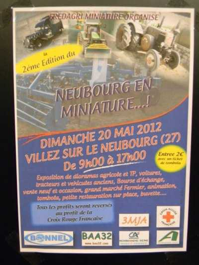 Expo miniature agricole