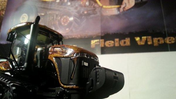 """news du SIMA 2013: Challenger MT765D """"viper"""""""