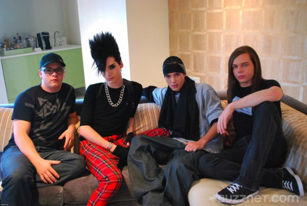 Citation Tokio Hotel