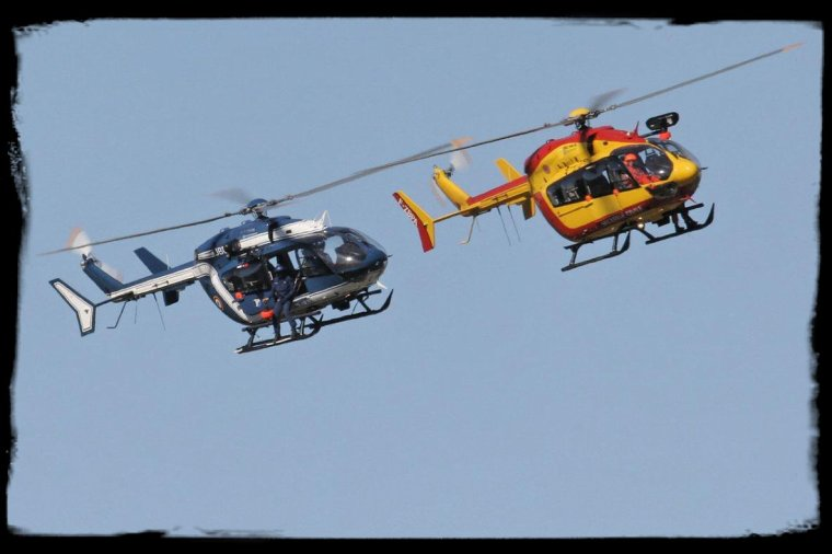 """Dragon"", ""Chouca"" ou EC 145"