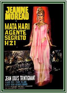 Mata Hari, agent H 21