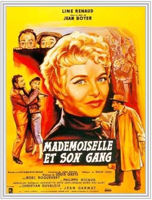 Mademoiselle et son gang