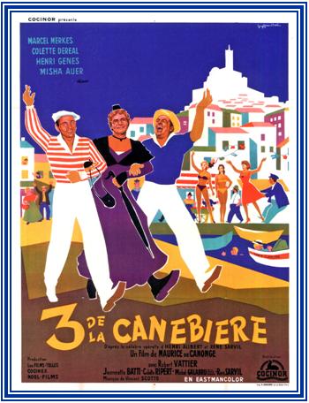 Trois de la Canebière