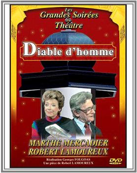 Théâtre _ _ Diable d'homme