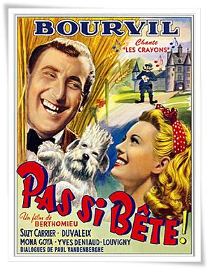 1946  -  Pas si bête