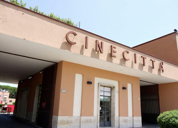 Décors de cinéma _ Cinecittà