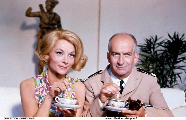Claude Gensac, L'éternelle épouse, au cinéma, de Louis de Funes, est décedée mardi à 89 ans.
