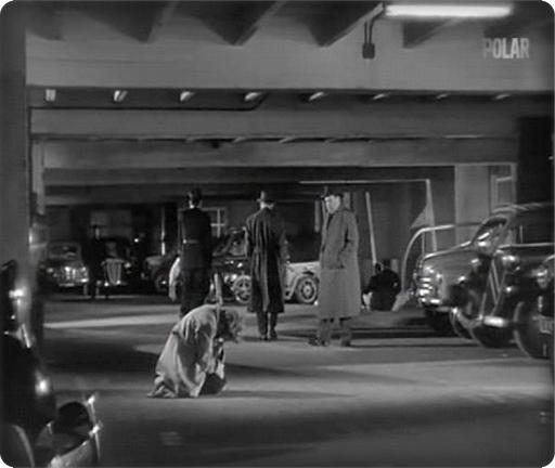 Interdit de séjour  -  1955