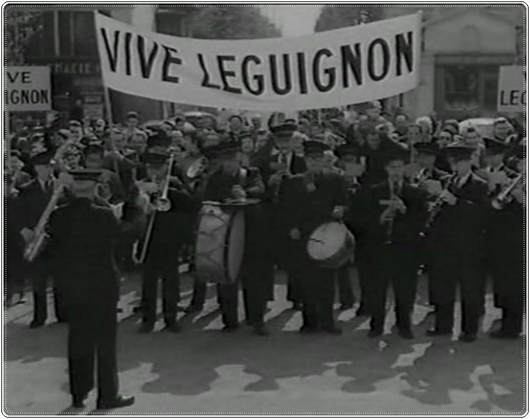 Leguignon guérisseur  -  1954