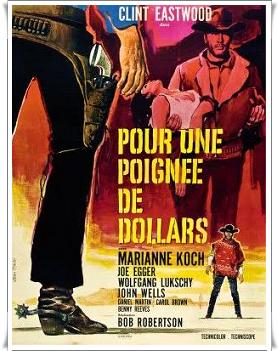 1964  -  Pour une poignée de dollars