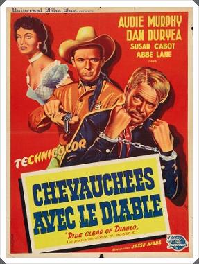 1954  -  Chevauchée avec le diable
