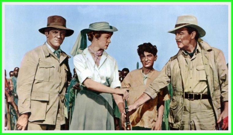 1959  -  Les Aventuriers du Kilimandjaro